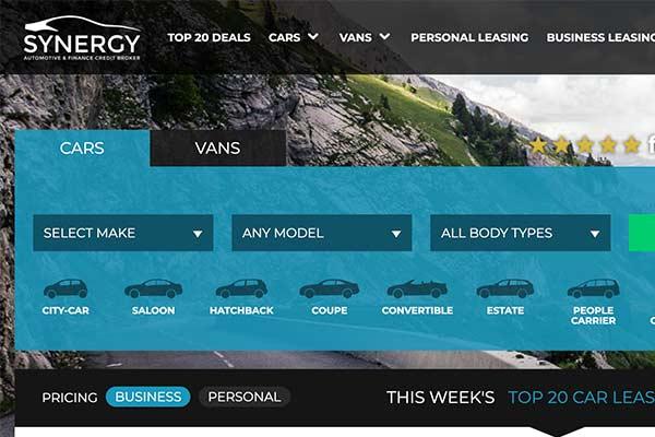 Synergy Car Leasing and BlackJackal PPC Strategic Partnership